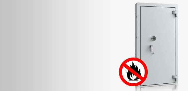 Drzwi skarbcowe z klasą ognioodporności